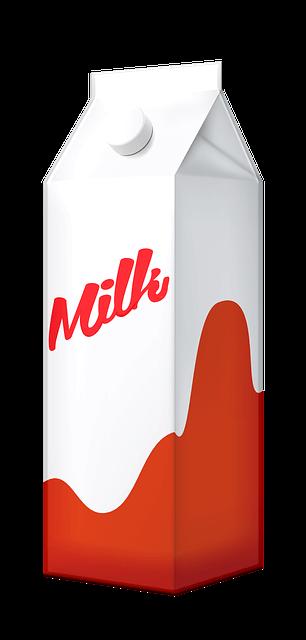A Box of Milk or A Carton of Milk?